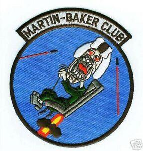 NAM-ERA-MARTIN-BAKER-CLUB-Mk5-Mk7-EJECTION-SEAT-INSIGNIA-iron-on-PATCH-repo