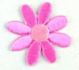 Applikation zum Aufbügeln Bügelbild 2 010 Blume