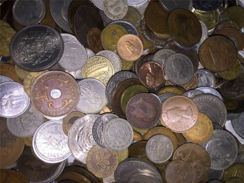 1 of 1 - 5 Tonne Lot of  World Coins selling by the Kilo - Free Shipping in Australia!