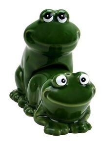 big mouth toys froggy style salt pepper shakers ebay