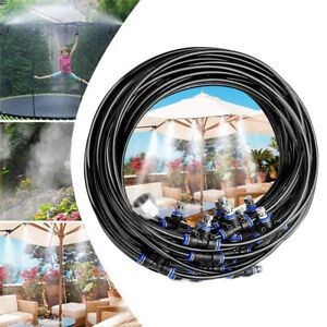 Greenhouse-Misting-System-Spray-Hose-Cooling-Sprayer-Watering-Irrigation-Tool