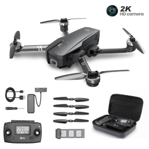Holy Stone HS720 Brushless RC Drone with 2K HD Camera 5G GPS Foldable Quadcopter