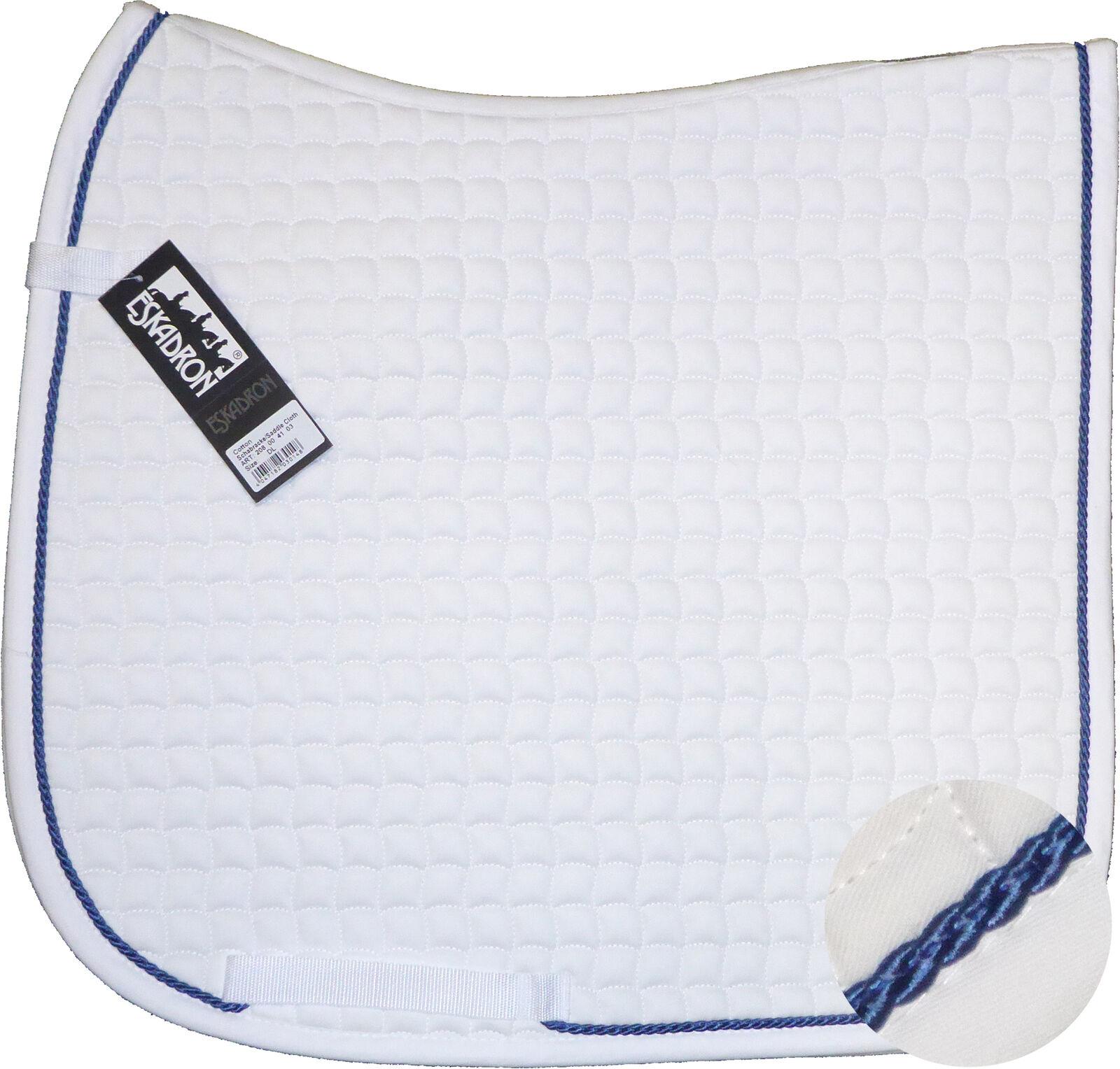 ESKADRON Cotton Schabracke Weiß einer einer einer Kordel in jeans (5040) 343ff5