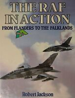 R. A. F. In Action : From Flanders To The Falklands By Robert Jackson (1985,...