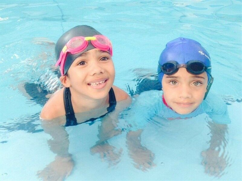 Swimming Lessons for Young and Old