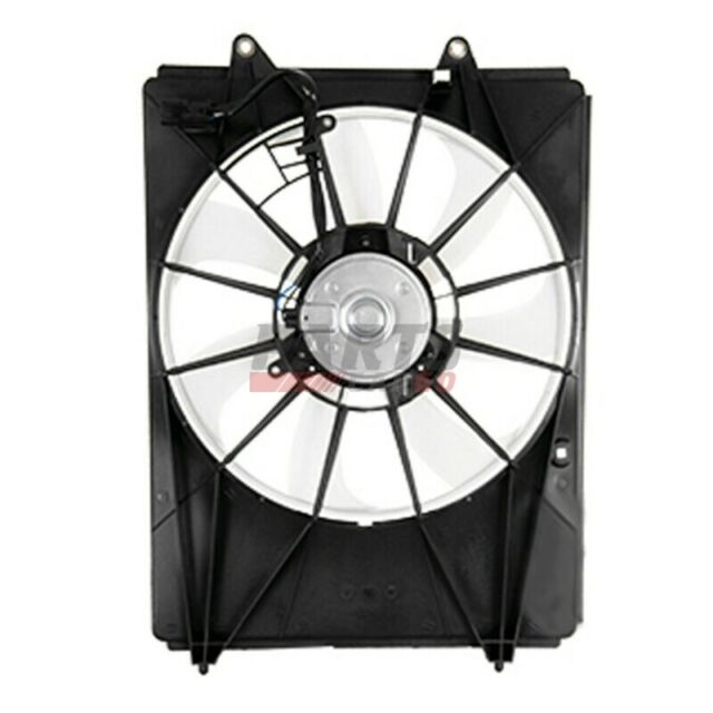 NEW CONDENSER FAN ASSEMBLY FITS 2014-2016 ACURA MDX 3.5L