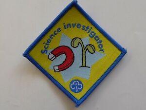 Girlguiding Brownies Interest Badge Obsolete Communicator