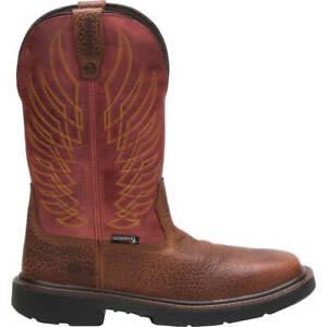 Wolverine-Stockman-CarbonMax-Wellington-Work-Boots-Waterproof-Men-s