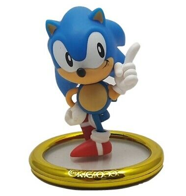 Kidrobot Sonic The Hedgehog Series 1 Vinyl Mini Figures Sonic New Ebay