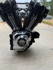 2015-Harley-Davidson-Twin-Cam-103-Engine-4900-Miles