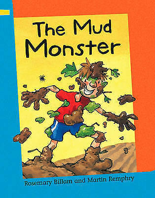 Billam, Rosemary, The Mud Monster (Reading Corner), Very Good Book