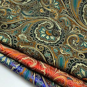 1m-Floral-Damask-Jacquard-Brocade-Fabric-DIY-Material-Cloth-Sewing-Costume-Decor