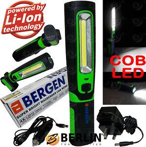 Ultra-bright mini pocket LED working lights COB LED high intensity magnet back