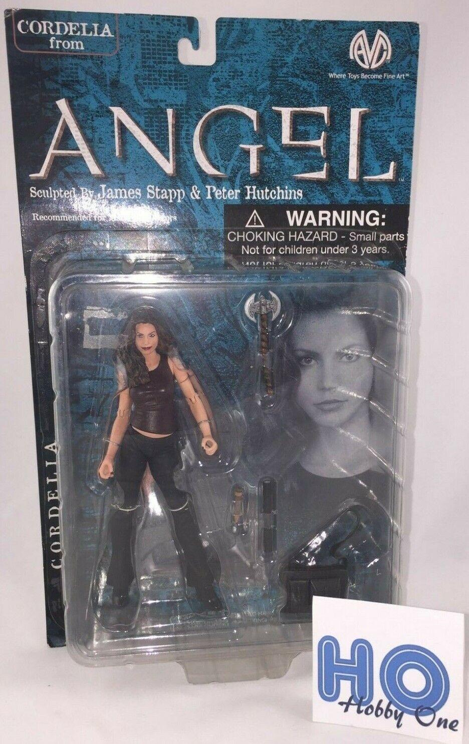 Figurine - Angel - Cordelia - no Buffy - Blister - NEUF