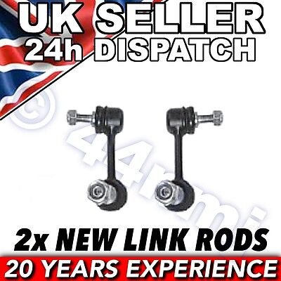 FRONT ANTI ROLL BAR LINK RODS x 2 HONDA CIVIC FN2 2006