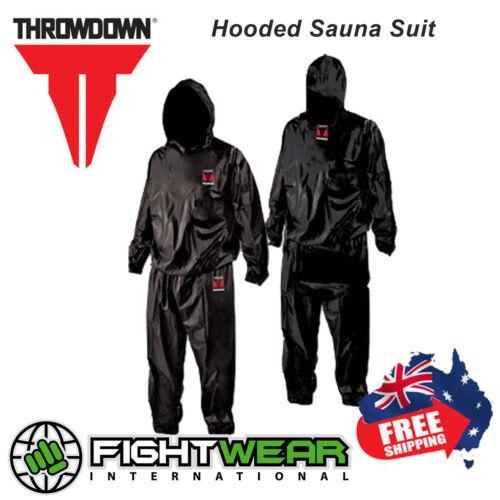Throwdown Hooded Sauna Suit
