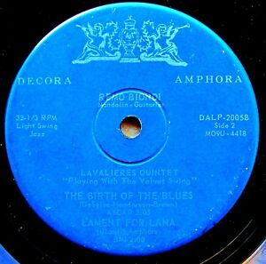 JAZZ-EP-REMO-BIONDI-LAVALIERES-QUINTET-Birth-of-the-Blues-3-DECORA-AMPHORA