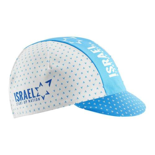 Hat cycling team Israel Academy 2020 Cycling Hat Cap
