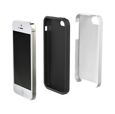 Acase Superleggera PRO Hybrid Case for iPhone 5S / 5 - White
