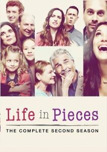 Life-in-Pieces-The-Complete-Second-Season-Season-2-3-Disc-DVD-NEW