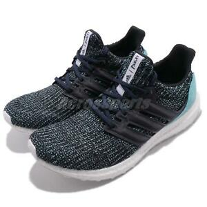 the best attitude 21dd1 702e4 Details about adidas UltraBOOST PARLEY For The Oceans Green Grey Men Carbon  Running CG3673