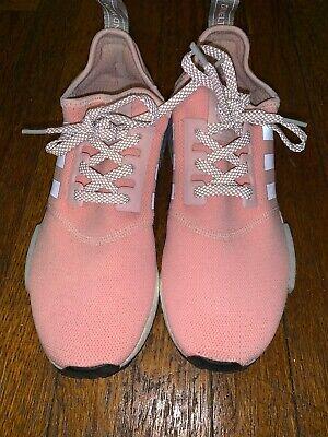 Adidas NMD R1 W PinkGrey Womens Nomad Runner BY3059