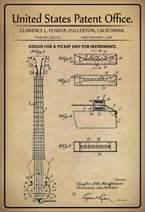 US Patent Recording Instruments 1948 Tin Sign Shield 20 X 30 CM P0243