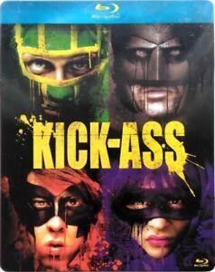 Blu-Ray-Kick-Ass-Edition-Steelbook-2-Discs-Used