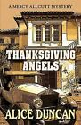 Thanksgiving Angels by Alice Duncan (Hardback, 2015)