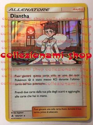 17//131 Delphox Apocalisse di Luce CARTA IN ITALIANO RARA HOLO FOIL