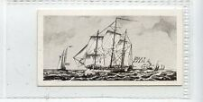 (JD1607-100)  DOMINION,OLD SHIPS,2ND SERIES,H.M.S.ALARM,1935,#5