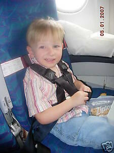 Rent a CARES/Kids Fly Safe Airplane Harness Seatbelt CARES Rental |