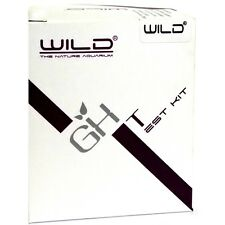 WILD GH Test Kit | Freshwater | 30 Test | Aquarium Test Kit