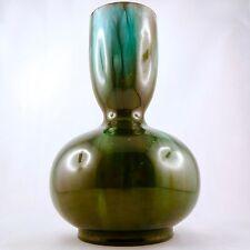 Céramique Vase Art Nouveau CLEMENT MASSIER Golfe-Juan AM vallauris/deco/barol...