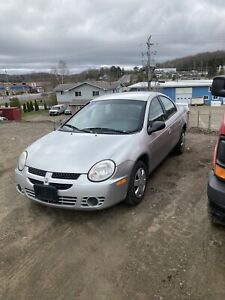 2005 Chrysler Neon