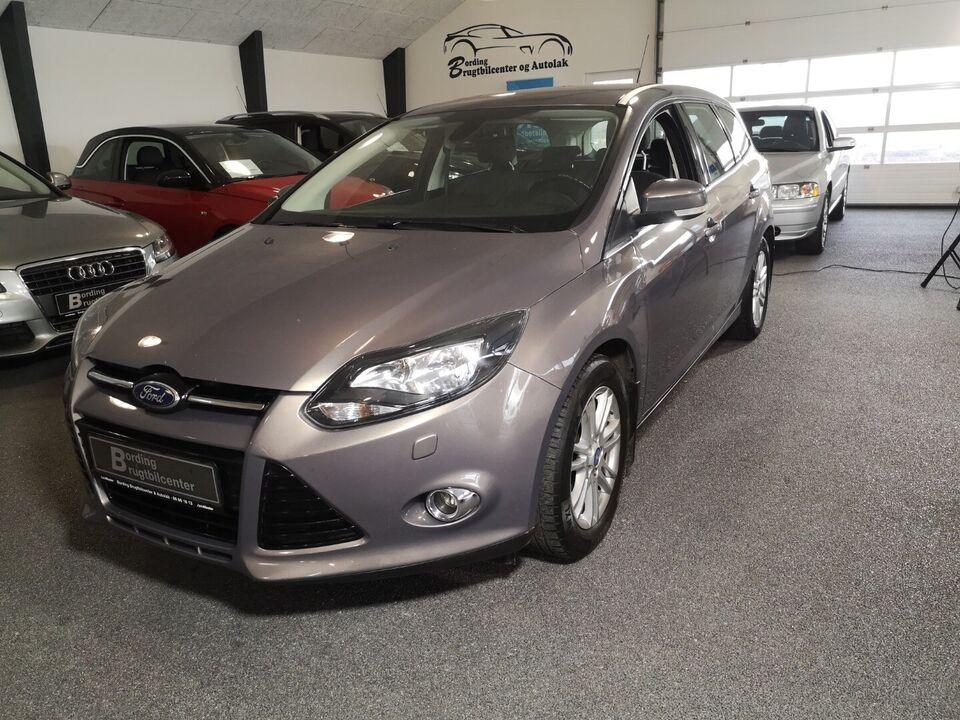 Ford Focus 1,6 SCTi 150 Titanium stc. Benzin modelår 2012 km