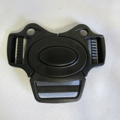 5 Point Harness Buckle Replacement for Joovy Caboose Strollers Child Black New