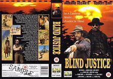 Blind Justice, Robert Davi Video Promo Sample Sleeve/Cover #14252