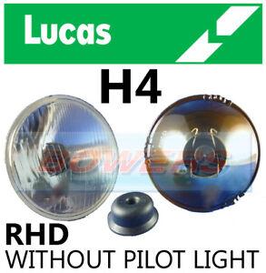 LUCAS-5-75-034-5-3-4-034-INCH-CLASSIC-CAR-HEADLAMP-HEADLIGHT-HALOGEN-H4-CONVERSION