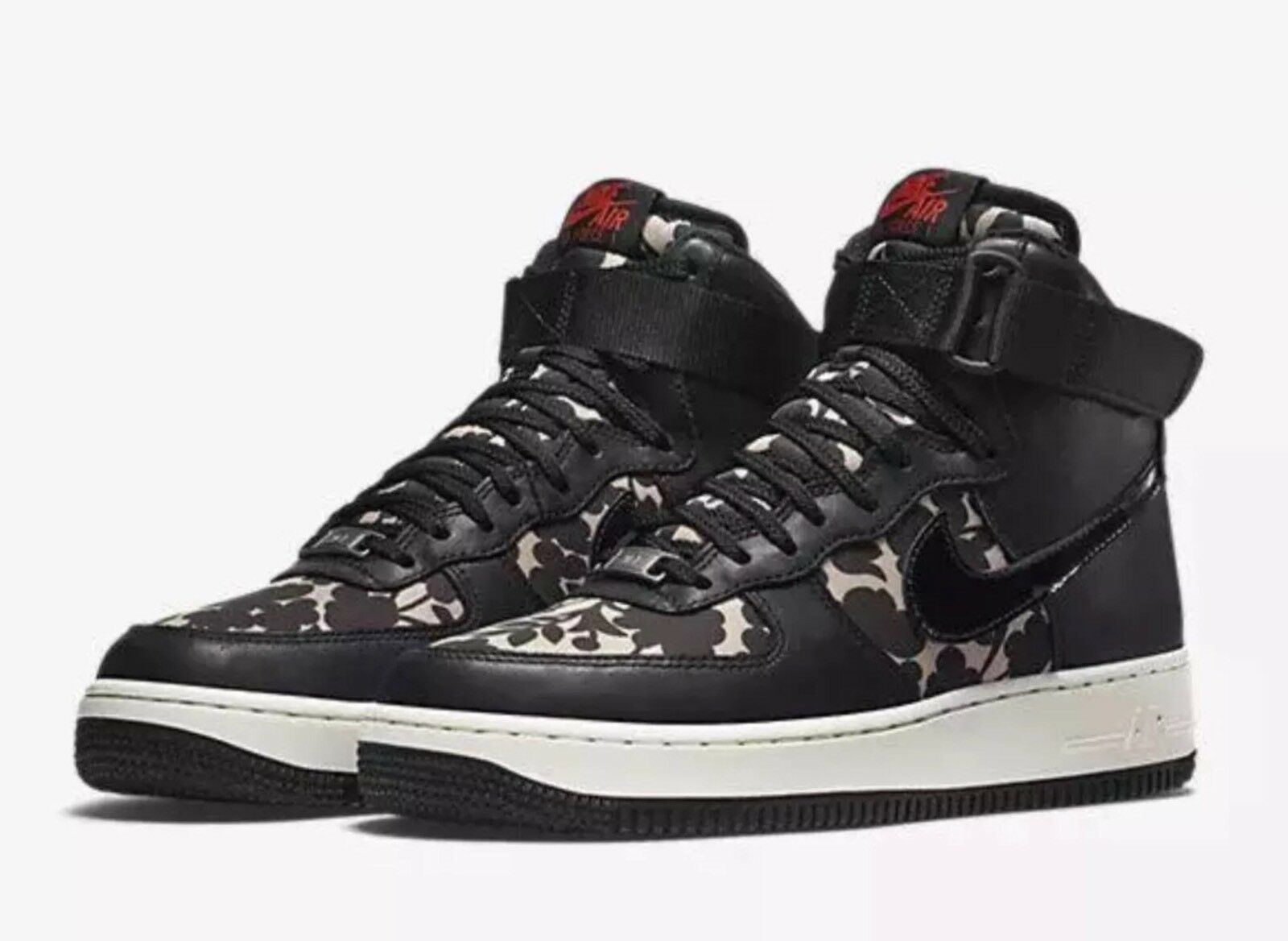 BASKETS SNEAKERS WMNS NIKE AIR FORCE ONE AF1 HI LIBERTY QS  US 07.5