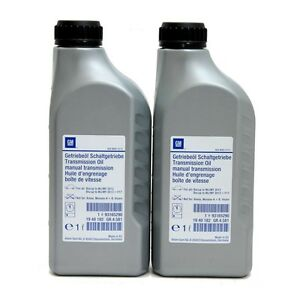 Original-Opel-Getriebeoel-SAE75W85-Schaltgetriebe-Ol-2-Liter-1940182-93165290