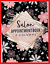 Salon-Appointment-Book-4-Columns-Agenda-Appointment-Book-for-Salons-Spa-Hair thumbnail 1