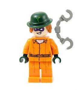LEGO RIDDLER Prison Jumpsuit 70912 Arkham Asylam Batman Movie NEW