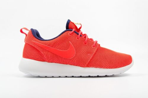 carmesí Moire zapatos Nike 819961 Roshe One 661 For blanco Lady BP1qFYH