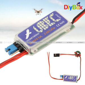 Hobbywing 3A UBEC w/ RF Noise Reduction RC Output BEC Switch Mode for Lipo