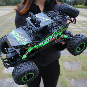37cm 1 12 4wd Big Rc Cars 2 4g High Speed Off Road Trucks Buggy