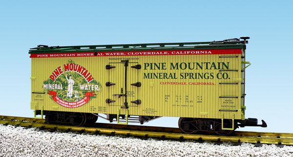 USA Trains Escala G R16354 Pine Mountain-Lt. Gr oscuro Gr Hierba