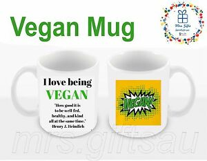 Image Is Loading Vegan Mug Birthday Gift Gifts Ideas Best Friend