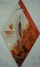 Orig.Miniatur Fackel   Olympische W.Spiele SOCHI 2014 / in Orig.Verpackung ! TOP