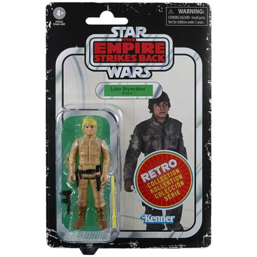"Star Wars retro Collection-Luke Skywalker Bespin 3,75/""//target Exclusive"